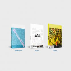 THE BOYZ - DreamLike [Mini Album Vol.4] (Random Ver.)