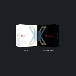 [KHINO] X1 - Mini Album Vol.1 [비상: QUANTUM LEAP] (RANDOM Ver.)